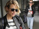 """Canadian actress, Rachel McAdams looks fashionable as she catches a flight out of Los Angeles ahead of the release of her highly anticipated series, """"True Detective.""""\n\nPictured: Rachel McAdams\nRef: SPL1052891  120615  \nPicture by: Splash News\n\nSplash News and Pictures\nLos Angeles: 310-821-2666\nNew York: 212-619-2666\nLondon: 870-934-2666\nphotodesk@splashnews.com\n"""