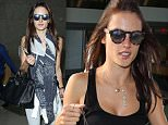Pictured: Alessandra Ambrosio\nMandatory Credit © C. Adler/Broadimage\nAlessandra Ambrosio departing from the Los Angeles International Airport\n\n6/12/15, Los Angeles, California, United States of America\n\nBroadimage Newswire\nLos Angeles 1+  (310) 301-1027\nNew York      1+  (646) 827-9134\nsales@broadimage.com\nhttp://www.broadimage.com