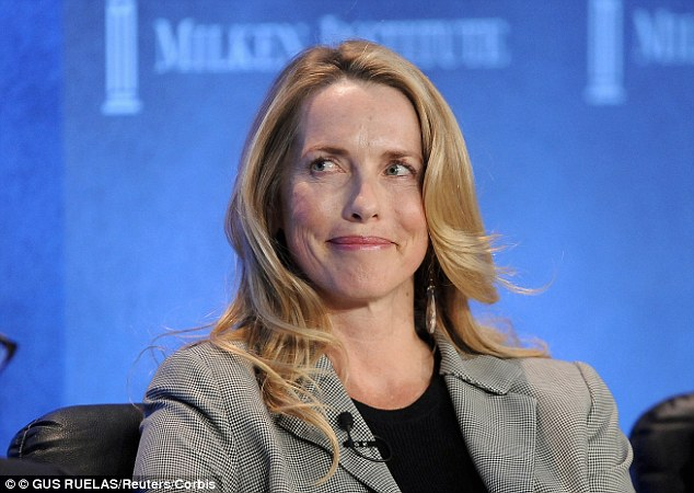Intensely private: Laurene Powell Jobs, founder and chair of Emerson Collective and widow of the late Apple founder Steve Jobs, designed her organization in a way that allows her to make donations anonymously