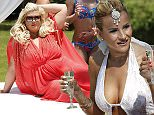 Mandatory Credit: Photo by Ralph Petts/REX Shutterstock (4815740a)  Gemma Collins  'The Only Way Is Essex' in Marbella, Spain - 01 Jun 2015