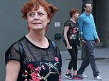 EXCLUSIVE: Actress Susan Sarandon and Jonathan Bricklin attend the opening of the George Berges Gallery in SoHo in New York City on June 11, 2015.\n\nPictured: Susan Sarandon and Jonathan Bricklin\nRef: SPL1051981  110615   EXCLUSIVE\nPicture by: Christopher Peterson/Splash News\n\nSplash News and Pictures\nLos Angeles: 310-821-2666\nNew York: 212-619-2666\nLondon: 870-934-2666\nphotodesk@splashnews.com\n