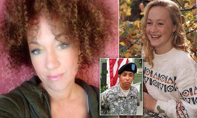 Rachel Dolezal told her brother 'don't blow my cover'