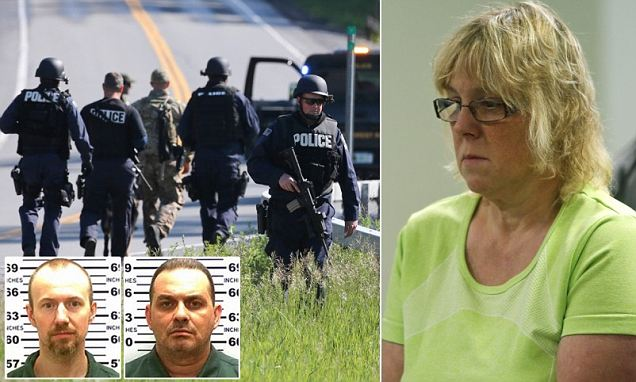 Cops out in force as search for Clinton Prison inmates stretches into seventh day