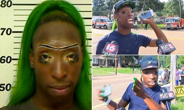 Courtney Barnes ARRESTED on shoplifting charge after store owner saw viral video