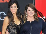 Mandatory Credit: Photo by Henry Lamb/BEI/REX Shutterstock (2593117ag).. Sandra Bullock and Melissa McCarthy.. 'The Heat' film premiere, New York, America - 23 Jun 2013.. ..