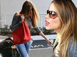 Picture Shows: Sofia Vergara  June 12, 2015\n \n 'Modern Family' actress Sofia Vergara stops by Saks Fifth Avenue for a little retail therapy in Beverly Hills, California. Sofia used her hair to hide her face as she made her way to the car.\n \n Non Exclusive\n UK RIGHTS ONLY\n \n Pictures by : FameFlynet UK © 2015\n Tel : +44 (0)20 3551 5049\n Email : info@fameflynet.uk.com