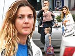 Picture Shows: Frankie Kopelman, Olive Kopelman, Drew Barrymore  June 12, 2015\n \n 'Blended' star Drew Barrymore takes her daughters to the farmers market at The Grove in Los Angeles, California. Drew recently celebrated her 3 year wedding anniversary with her husband Will Kopelman. \n \n Exclusive all round\n UK Rights Only\n \n Pictures by : FameFlynet UK © 2015\n Tel : +44 (0)20 3551 5049\n Email : info@fameflynet.uk.com