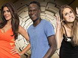 Helen Wood, Brian Belo and Nikki Graham.\n\nStrictly Embargoed until 10pm, 12.06.15.