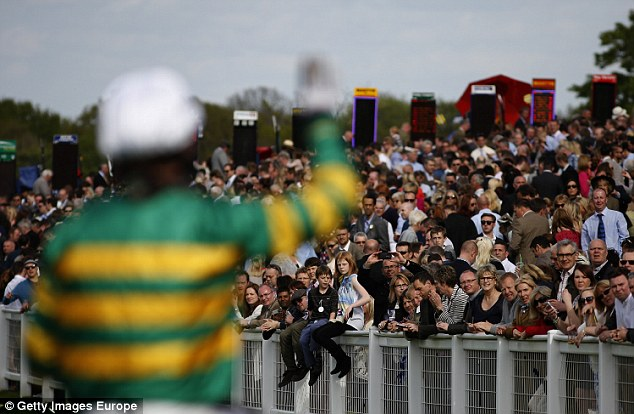 McCoy said he thought he could retire quietly but is glad he's had the chance to farewell racing properly