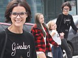 Picture Shows: Lola Facinelli, Fiona Facinelli, Jaimie Alexander  June 13, 2015\n \n Actress Jaimie Alexander seen spending the day shopping and eating with her fiance Peter Facinelli's daughters, Lola and Fiona, in West Hollywood, California. Fiona had a good time posing for photographers as they made their way down the street. \n \n Non Exclusive\n UK RIGHTS ONLY\n \n Pictures by : FameFlynet UK © 2015\n Tel : +44 (0)20 3551 5049\n Email : info@fameflynet.uk.com