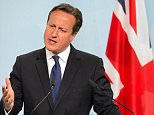 Britain's Prime Minister David Cameron speaks at a press conference at the end of the summit of G7 nations at Schloss Elmau on June 8, 2015 near Garmisch-Partenkirchen, Germany.  In the course of the two-day summit G7 leaders are scheduled to discuss global economic and security issues, as well as pressing global health-related issues, including antibiotics-resistant bacteria and Ebola. Several thousand protesters have announced they will seek to march towards Schloss Elmau and at least 17,000 police are on hand to provide security.    GARMISCH-PARTENKIRCHEN, GERMANY - JUNE 08:   (Photo by Carl Court/Getty Images)