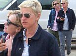 *EXCLUSIVE* A dressed down Ellen Degeneres and Portia DeRossi shop for antiques in Montecito, Calif. The 57-year old talk show host and her 42-year old actress wife poked their heads in quite a few upscale stores. The couple just returned from a safari in South Africa. Ellen purchased a home for $26.5 million in the area in 2013.\\n\\nPictured: Ellen Degeneres,\\nRef: BLNKP1093 061415\\nPhoto credit: blink-news.com\\nBlink News Los Angeles 424-270-9694\\ngo@blink-news.com