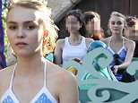 Lily-Rose Depp is all smiles as she hangs out with her bff at the happiest place on earth in Los Angeles , CA\\n\\nPictured: Lily-Rose Depp\\nRef: SPL1052956  130615  \\nPicture by: iPix211/London Entertainment \\n\\nSplash News and Pictures\\nLos Angeles: 310-821-2666\\nNew York: 212-619-2666\\nLondon: 870-934-2666\\nphotodesk@splashnews.com\\n