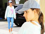 Alessandra Ambrosio shopping in Santa Monica.\n\nPictured: Alessandra Ambrosio\nRef: SPL1051653  110615  \nPicture by: Adar / Splash News\n\nSplash News and Pictures\nLos Angeles: 310-821-2666\nNew York: 212-619-2666\nLondon: 870-934-2666\nphotodesk@splashnews.com\n