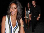 Mark and Michelle Wright step out as a married couple in Windsor. They made an appearance at the club studio 14. They both showed off their honeymoon tans.\n\nPictured: mark wright, michelle wright\nRef: SPL1052373  120615  \nPicture by: Jaimie / Splash News\n\nSplash News and Pictures\nLos Angeles: 310-821-2666\nNew York: 212-619-2666\nLondon: 870-934-2666\nphotodesk@splashnews.com\n