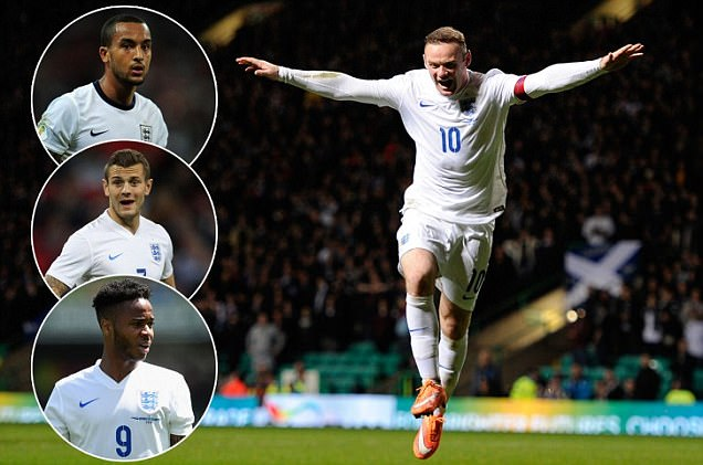 Wayne Rooney is one of the best players England has ever produced... now we need other