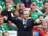 Football - Republic of Ireland v Scotland - UEFA Euro 2016 Qualifying Group D - Aviva Stadium, Dublin, Republic of Ireland - 13/6/15  Republic of Ireland manager Martin O'Neill  Action Images via Reuters / Matthew Childs  Livepic
