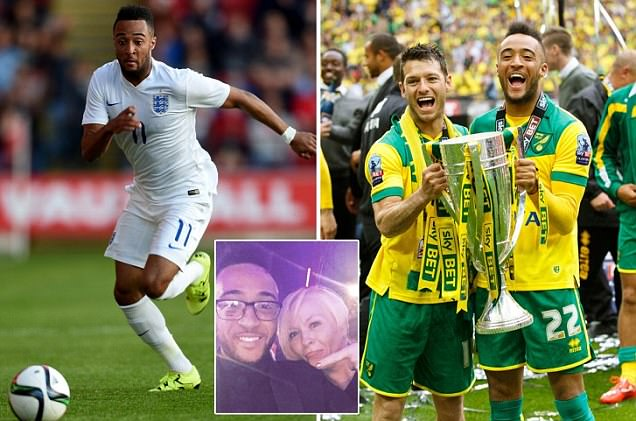 Nathan Redmond reveals mission to change perceptions of young England players and show how