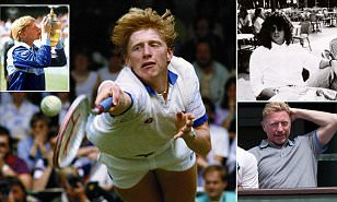30 years on from first Wimbledon win, Boris Becker on Andy Murray, Novak Djokovic, fame