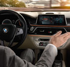BMW's 7 Series gets gesture controls