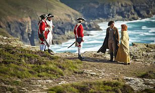 'Poldark effect' will see two thirds of Brits take a domestic break this year