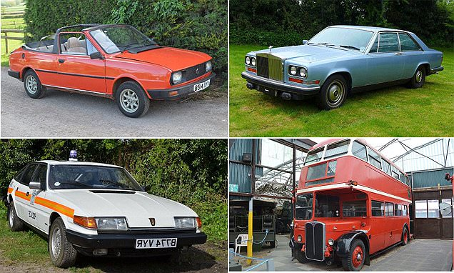 Buyers snap up classic cars as entire Stondon motor museum is auctioned