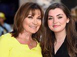 Mandatory Credit: Photo by David Fisher/REX Shutterstock (4842759aj)  Lorraine Kelly and daughter Rosie  'Minions' world film premiere, London, Britain - 12 Jun 2015