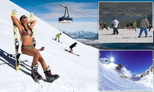 From Europe to the Southern Hemisphere, where to find great summer skiing
