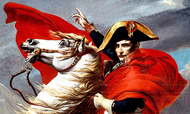 So what really defeated Napoleon? British pluck... or his PILES? The story of France's