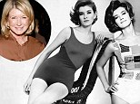 Is that you, Martha Stewart? Stunning Sixties photographs of lifestyle guru as a young model