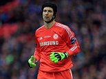 File photo dated 01-03-2015 of Chelsea's Petr Cech. PRESS ASSOCIATION Photo. Issue date: Monday June 8, 2015. Petr Cech will hold talks with Chelsea next week, with the goalkeeper eager to sort out where he will be playing next season. See PA story SOCCER Chelsea. Photo credit should read Nick Potts/PA Wire.