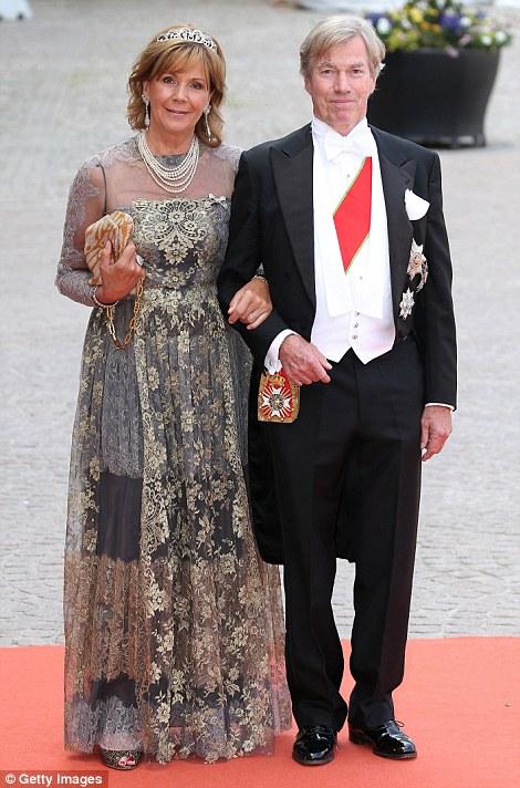 Prince Leopold and Princess Ursula of Bayern