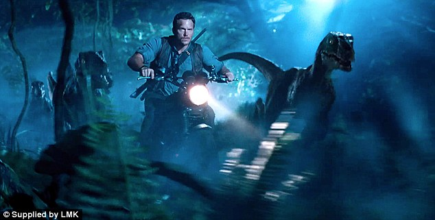 The film is set 22 years after the original Jurassic Park story, and returns to Isla Nublar where the dinosaurs have finally become part of a fully functioning theme park