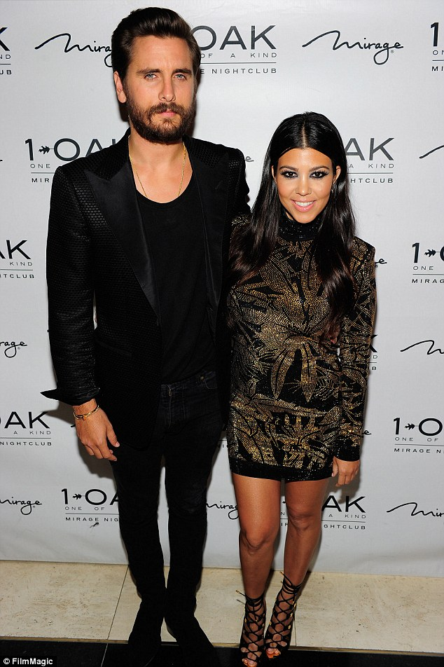 Three kids and counting: Scott Disick and Kourtney shares three young children, Mason, Penelope and Reign