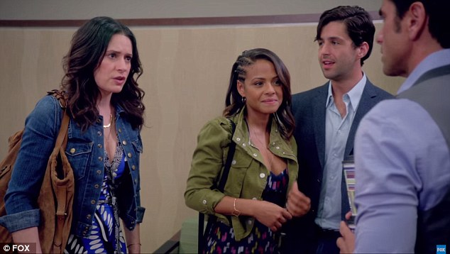 Airing Tuesdays beginning in the fall! The wacky comedy also features Paget Brewster, Christina Milian, and Josh Peck