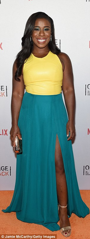 'So excited about this!'The My Man Is a Loser star's next scheduled appearance will be announcing the 67th Primetime Emmy Award nominees with Orange Is the New Black's Uzo Aduba on July 16