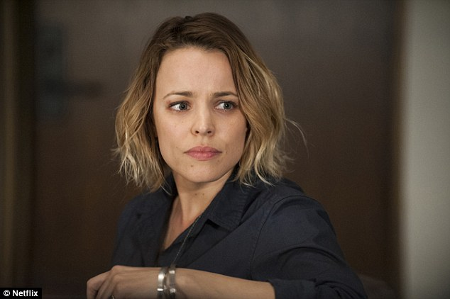 New role: Rachel will star  as Ani Bezzerides on HBO's True Detective