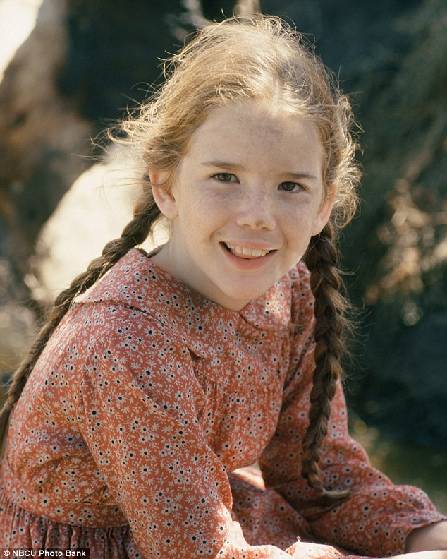 Long-term fame: Starting in 1974, Melissa starred in Little House On The Prairie as Laura Ingalls