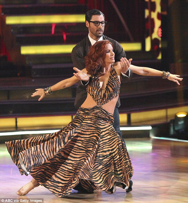 Lack of work: At the same time, Melissa had trouble finding work - a stint on Dancing With The Stars in 2012 was one of her only jobs at the time