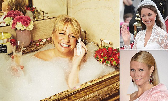 Heaven skin care: The woman behind a right Royal buzz: Beauty guru whose age-defying bee