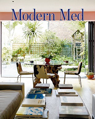 Urban cool meets modern Med