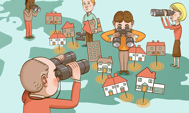 Britain's buy-to-let property hotspots revealed
