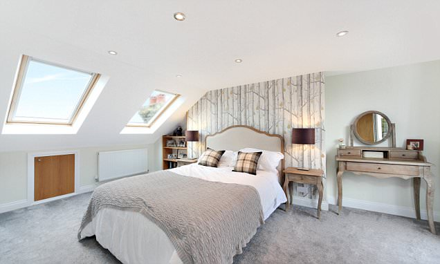 Loft conversions and bathrooms most likely home projects to go wrong