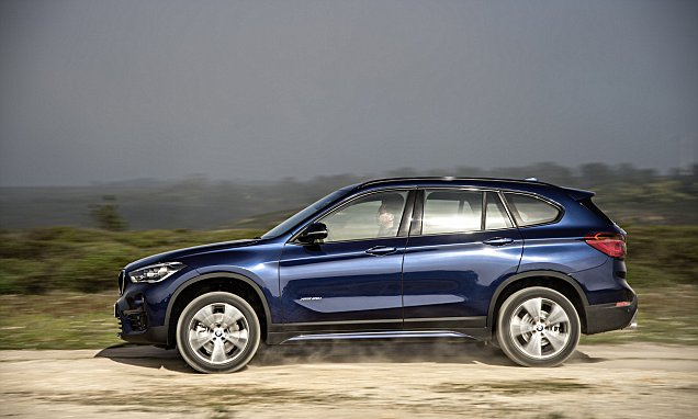 BMW launches second-generation X1 'baby' off-roader