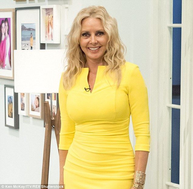 Carol on the Lorraine show yesterday morning
