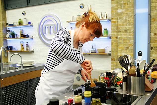 Most Haunted presenter Yvette Fielding says that she is determined to win