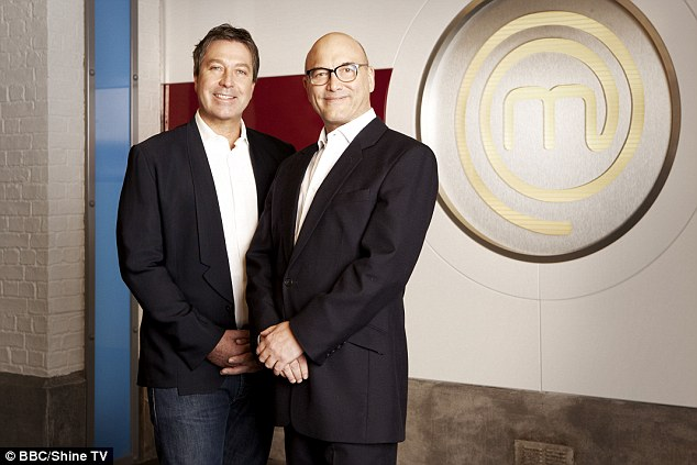 The MasterChef judges John Torode and Gregg Wallace will be putting the celebs through their paces