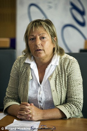 The Mayor of Calais, Natacha Bouchart, has blamed Britain for the crisis in northern France