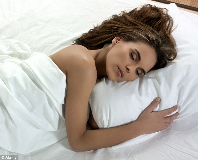 Convention says beauty sleep is the key to avoid puffy eyes and pallid skin in the morning