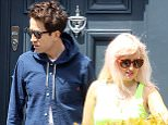 Allrounder 15/06/15.\nRadio 1 DJ Nick Grimshaw who has signed up with Simon Cowell to be a judge on this season's X-Factor looks like he's splashing the cash. He was spotted viewing a £2.1 million house in Islington, North London with a friend. He has also splashed out on a £80,000 Mercedes G-Wagon recently.\nNoble Draper Pictures.\n**BYLINE: NOBLE/DRAPER**